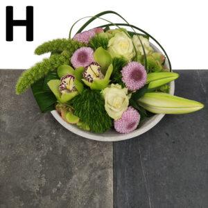 Allerheiligen bloemstuk H