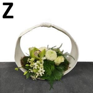 Allerheiligen bloemstuk Z