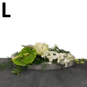 Allerheiligen bloemstuk L
