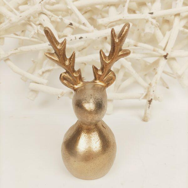 Kerstdecoratie rendier mini