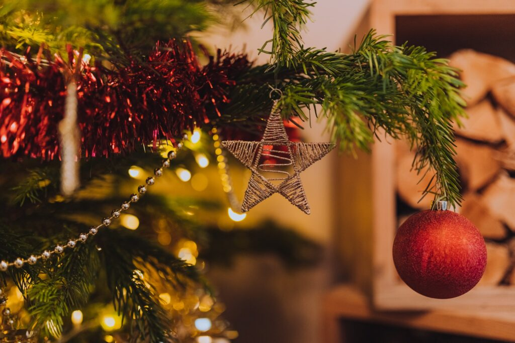 Dilemma: een echte kerstboom of een kunstkerstboom?