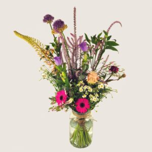 Je boeket bloemen verzorgen met de juiste vaas