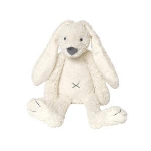 Knuffel konijn wit klein