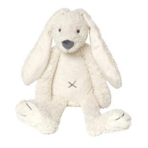 Knuffel konijn wit medium